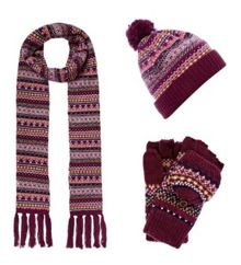 Dickins & Jones Dickins Fairisle Set