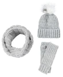 Gray & Willow Mixed knit accessories