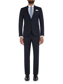 Kenneth Cole Wade Slim Fit Textured Suit