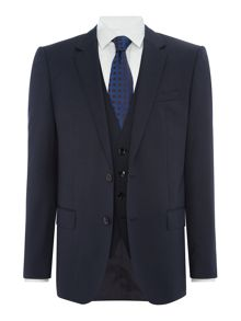Hugo Boss Hayes / Gibson Slim Fit CYL Suit