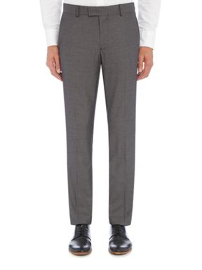 Farah Pullman Houndstooth Skinny Fit Suit