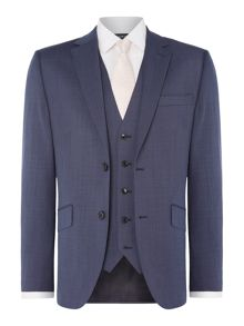 Howick Tailored Dayton Pindot Slim Fit Suit