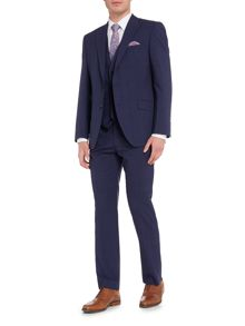 Turner & Sanderson Chatsworth Tonal Checked Suit
