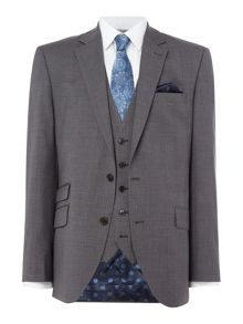 Turner & Sanderson Wellford Checked Suit