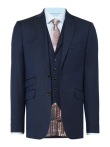 Ted Baker List Textured Suit