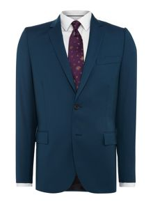 PS By Paul Smith Wool Plain Suit