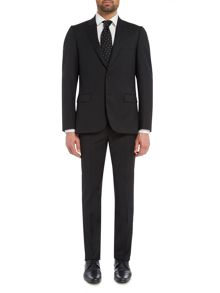 PS By Paul Smith Wool Slim Fit Suit