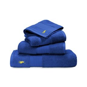 Ralph Lauren Home Player Towel and Bath Mat Range