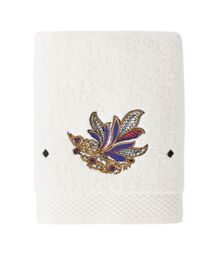 Yves Delorme Parure Bath Towel and Mat Range