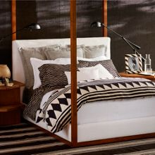 Ralph Lauren Home Black Palms Bed Linen Range