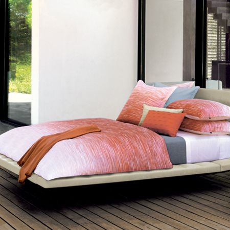 Hugo Boss Mirage bed linen range