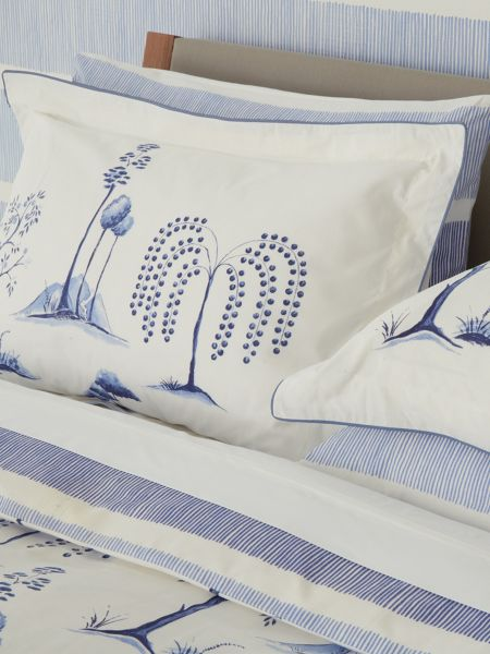 Sanderson Willow tree bed linen range