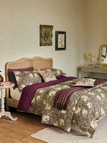Morris & Co Pimpernel Bed Linen Range