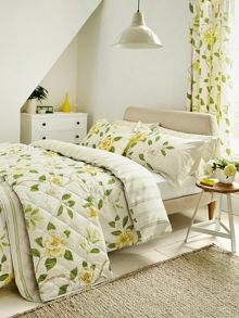 Sanderson Christabel bed linen range