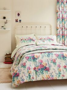 Sanderson Sweet William bed linen range