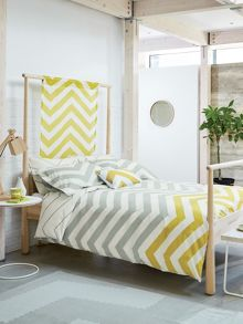 Scion Vector bed linen range