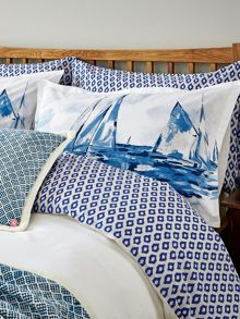 Joules Sailing boats bed linen range