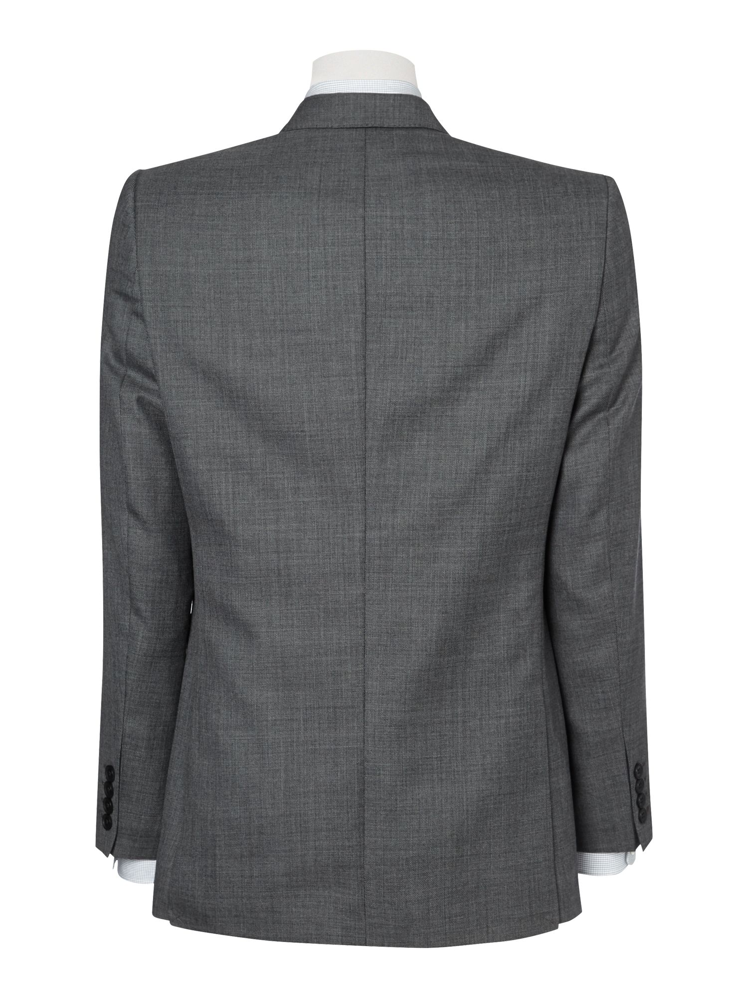 Sharkskin Mayfair fit suit