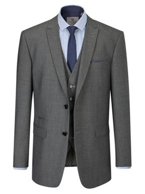 Skopes Charcoal sharpe suit