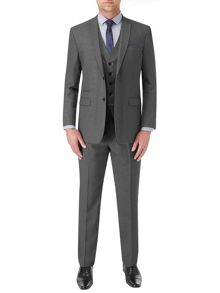 Charcoal sharpe suit