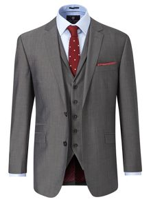 Skopes Egan suit in charcoal