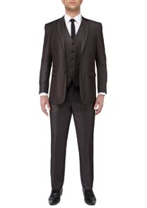 Sumner Plain Tailored Fit Suit