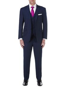 Joss Plain Tailored Fit Suit