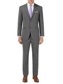 Kristoff Stripe Tailored Fit Suit