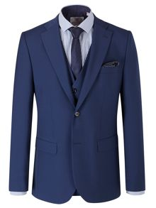 Piero Plain Tailored Suit