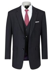 Skopes Black Stripe Darwin Suit
