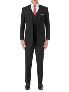 Black Stripe Darwin Suit