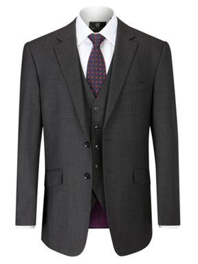 Skopes Pearce Charcoal Suit