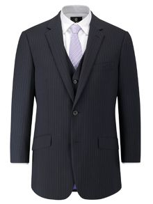 Skopes Stripe Halden Suit