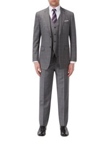Skopes Goram Check Classic Fit Suit
