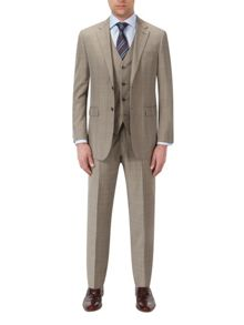 Skopes Murray Check Classic Fit Suit