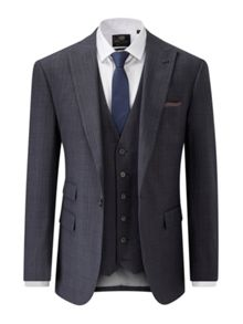 Skopes Tailored Mulligan Check Suit