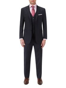 Skopes Julian Navy Rib Suit