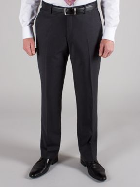 Alexandre of England Plain charcoal tailored suit