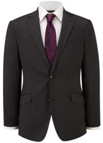 Austin Reed Contemporary Fit Grey Suit