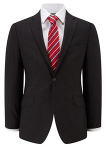 Austin Reed Contemporary Fit Charcoal Travel Suit