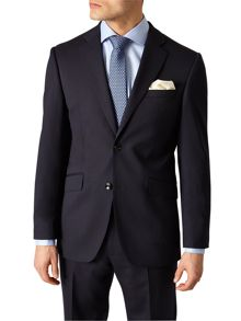 Austin Reed Plain Notch Collar Tailored Fit Suit