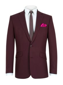 Alexandre of England Tonic notch suit