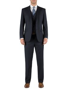 Pierre Cardin Navy stripe suit