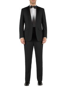 Black dresswear suit