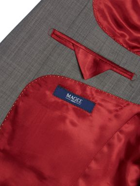 Magee Charcoal Tailored Suit