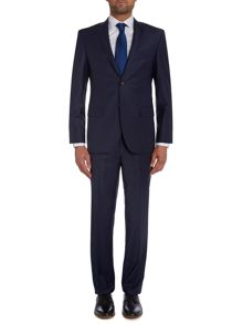 Baumler Navy Slim Fit Suit.