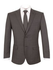 Pierre Cardin Check Regular Fit Suit