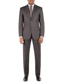 Racing Green Bentley Pindot Tailored Fit Suit
