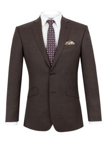 Alexandre of England Eccleston Plain Tailored Suit