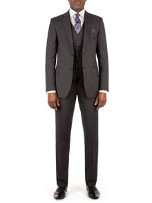 Alexandre of England Markham panama tailored fit Suit